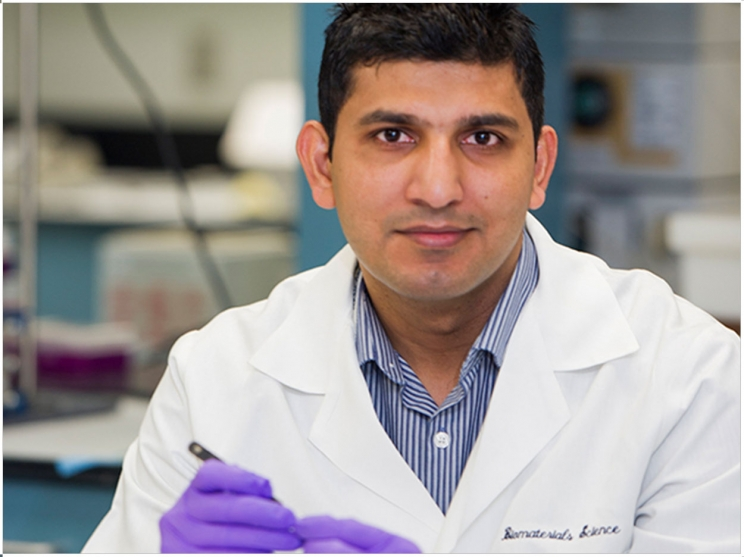 Childrens Dental Care Delray Dr. Azhar Ilyas of the Baylor College of Dentistry is researching materials that accelerate implant healing to 5 weeks.